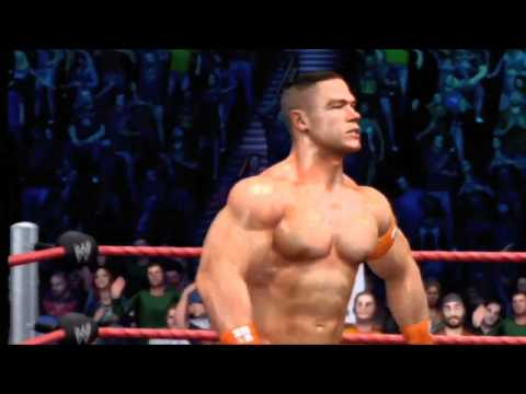 Bande-annonce Smackdown vs Raw 2011