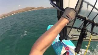 Windsurfing GoProHD