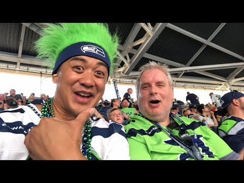 Fan Reaction: Seahawks vs Colts PreSeason 1 Play by Play