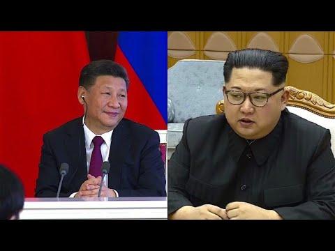 Kims Besuch in Peking: China zurück als Vermittler