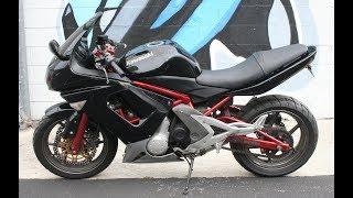 1. 2006 Kawasaki Ninja 650 ... Great Middle Weight Sport Touring Bike!