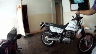 6. Suzuki DR 200 2009  Stock Exhaust Sound