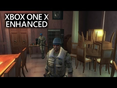 Mercenaries: Playground of Destruction - Xbox One X 4k Enhanced Gameplay | Backwards Compatibility