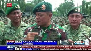 Video Usai Pamitan, Gatot Nurmantyo Beri Pengarahan ke Prajurit Kopasus MP3, 3GP, MP4, WEBM, AVI, FLV Juni 2019