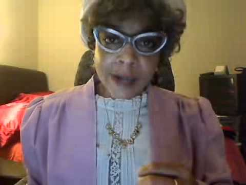 Christian Comedian Etta Mae Mumphries on the PHHS Reunion 09-10-11 (Christian Comedy)