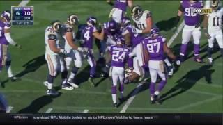St. Louis Rams @ Minnesota Vikings 2015 Week 9 (Condensed)