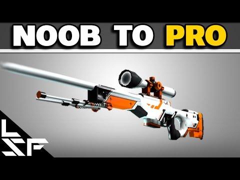 CS:GO NOOB TO PRO #9 - How to Awp