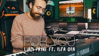 "Video ""For You"" - Liam Payne ft. Rita Ora - Fifty Shades Freed (Piano Cover) - Costantino Carrara MP3, 3GP, MP4, WEBM, AVI, FLV Februari 2018"