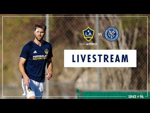 Video: LA Galaxy vs. NYCFC   Preseason Live Stream