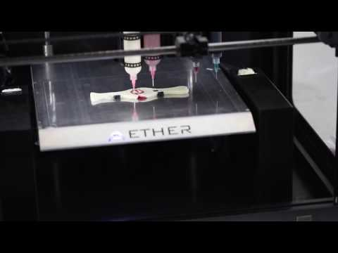 Amazing 3D Printer Makes Artificial Bones With Graphene And Stem