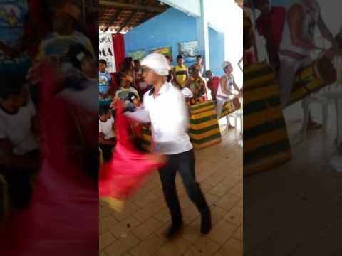 Representação da Umbanda em Pindaré-Mirim MA - Tambor de Mina
