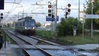 Casalnuovo di Napoli Italy  City new picture : Transiti a Casalnuovo di Napoli (ALN 668 - MetroCampaniaNordEst)
