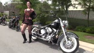 9. 2011 Harley Softail Deluxe FLSTN for sale Mississippi