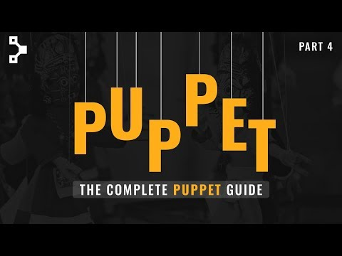 Introduction To Puppet | The MongoDb Manifest | Part 4 | Eduonix