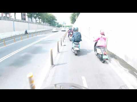 高雄 中華二路 地下道 機車 車禍