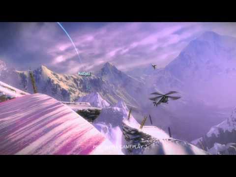 SSX gamescom Trailer Features Pre-Alpha Gameplay