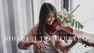 Video Bidadari Tak Bersayap (Anji) Violin Cover by Kezia Amelia MP3, 3GP, MP4, WEBM, AVI, FLV Februari 2018