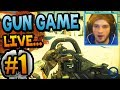 """REVENGE MATCH"" - Gun Game LIVE w/ Ali-A #1! - (Call of Duty: Ghost)"