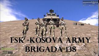 FSK - Forcat E Sigurisë Së Kosovës[Training] ArmA 3 Alpha