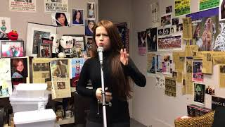 "Video 15 Year Old Mara Justine Singing ""Fall For You"" By Leela James MP3, 3GP, MP4, WEBM, AVI, FLV April 2019"