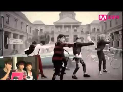 Video [ENG] 141023 BTS React to WAR OF HORMONE mv download in MP3, 3GP, MP4, WEBM, AVI, FLV January 2017