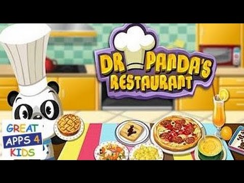 Dr. Panda's Restaurant | Cooking Game App For Kids