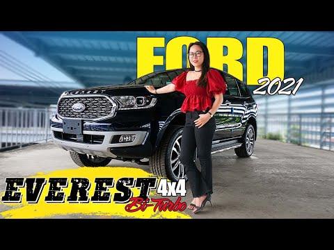 Ford Everest 2021 Titanium 4x4 Bi-Turbo   Xe SUV 7 Chỗ Full Option   Gái Mê Xe