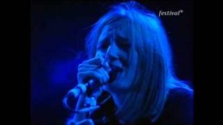 Portishead - Roads (live at Bizarre '98 [5/8])