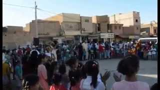 احتفالات حي اولاد حميدة باليوم الطفل الافريقي