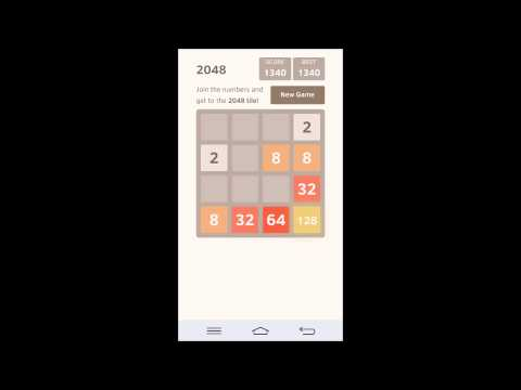 Video of 2048 TR