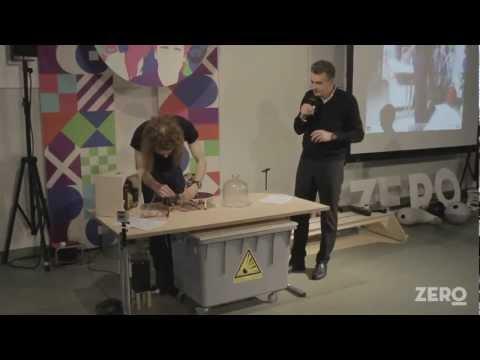Blumerandfriends - Zero Design Festival, Milano, 2013