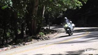 10. BMW K1600GTL - BEST TOURING BIKE of 2014