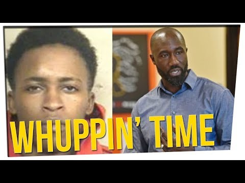 Former Mayor Spanks Burglar to Teach Lesson ft. DavidSoComedy