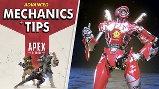 APEX LEGENDS: Advanced Tips & Mechanics - Climb any surface, boost jump, improve visibility & more!