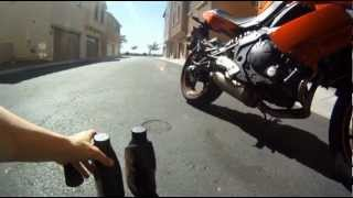 5. Motorcycle Oil Change: Ninja 650r 2011