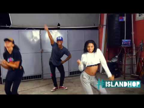 #IslandHopMondays | Major Lazer ft Machel Montano - Sound Bang | Choreography by Xander