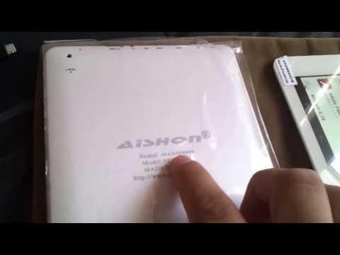 Aishon A97 OEM 7.9 inch RK3188 2gb RAM Wifi+BT SAME AS Vido Mini One 4.2.2 tablet