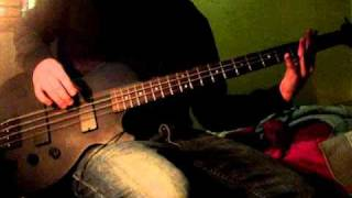 Deftones - Change (In the house of flies) (Bass Cover)