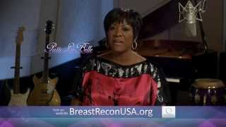 Patti LaBelle: Breast Reconstruction Awareness PSA