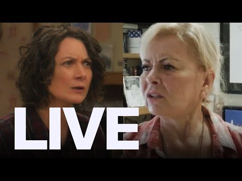 Roseanne Reacts To 'The Conners' | ET Canada LIVE
