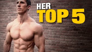 5 Best Exercises for Men (ACCORDING TO WOMEN!)