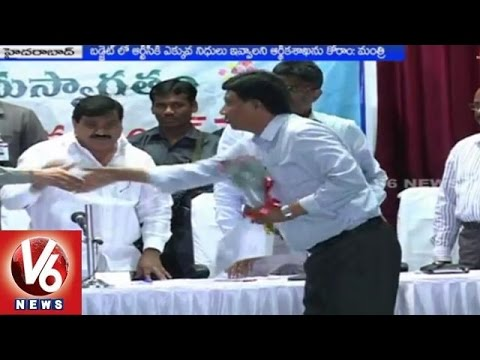 RTC bifurcation will be completed in four months  Transport Minister Mahender Reddy 01032015
