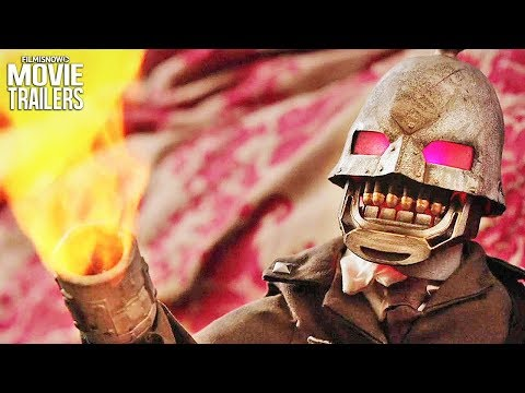 PUPPET MASTER: THE LITTLEST REICH Restricted Trailer NEW (2018) - Horror Comedy
