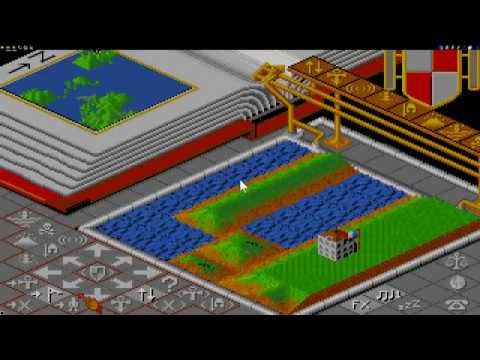 Populous : The Promised Lands PC Engine