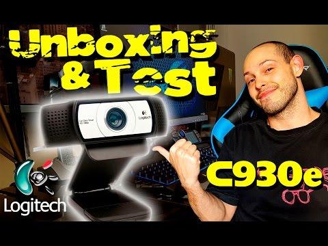 Video Unboxing y Test Webcam Logitech C930e Español download in MP3, 3GP, MP4, WEBM, AVI, FLV January 2017