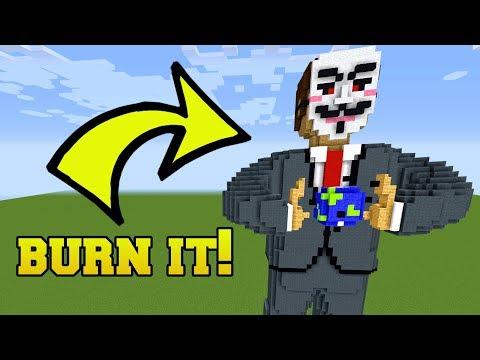 IS THAT A HACKER?!? BURN HIM!!!