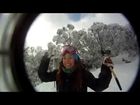 Episode 6: SNOWrise! The Falls Creek Morning Show - Monday, 30th June 2014