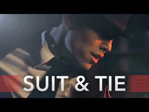 Max Schneider - Suit & Tie Cover lyrics