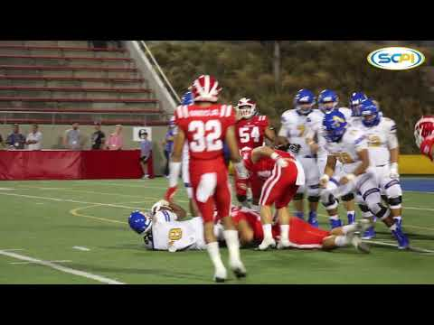 FOOTBALL - Mater Dei vs. Bishop Amat Highlights 2018