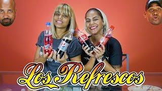 Los refrescos más conocidos en la República Dominica | Adivina la marca y sabor!